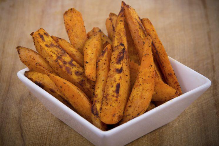 sweet potato fries 2