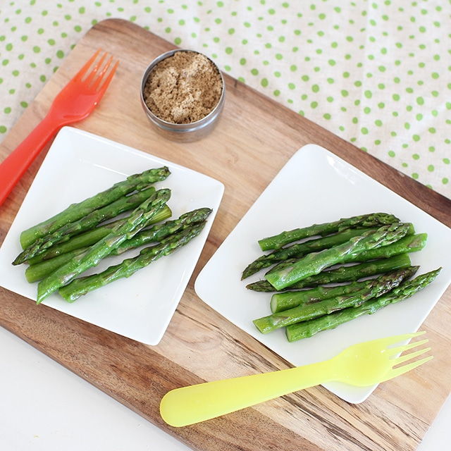 Brown Sugar Asparagus Recipe Super Healthy Kids