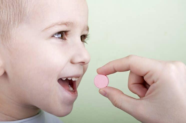 Child pill