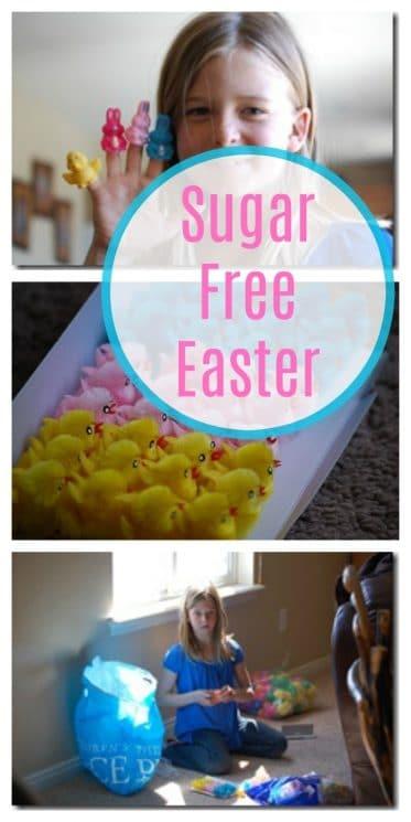 Sugar Free Easter