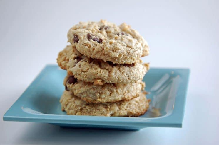 bean puree cookies