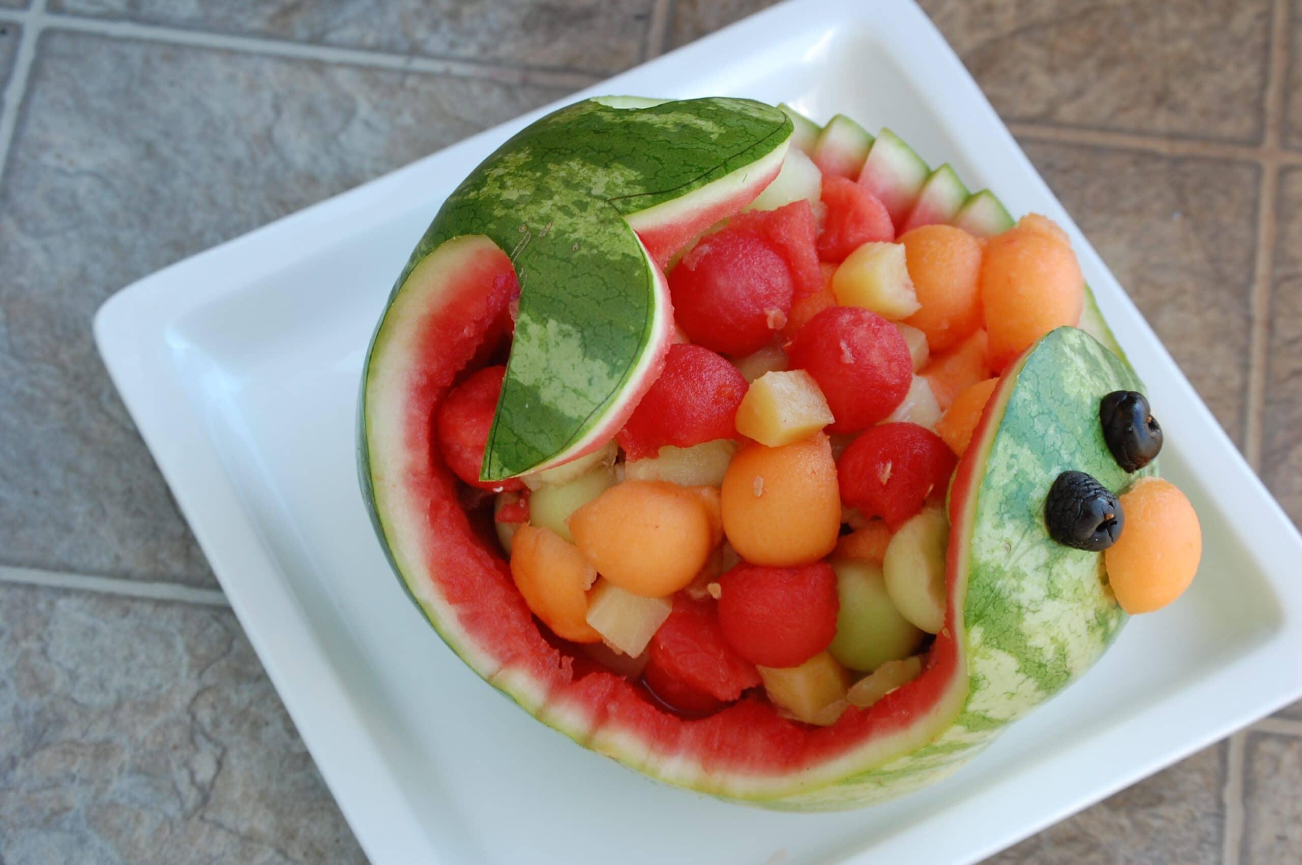 The Watermelon Whale Super Healthy Kids