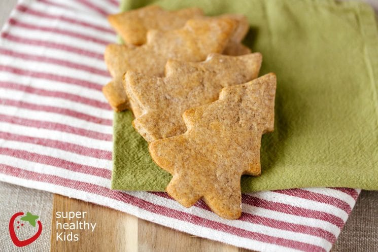 Whole Wheat Biscuit Cut Outs. 4 reasons why your kids need whole wheat...and some yummy biscuits to try!