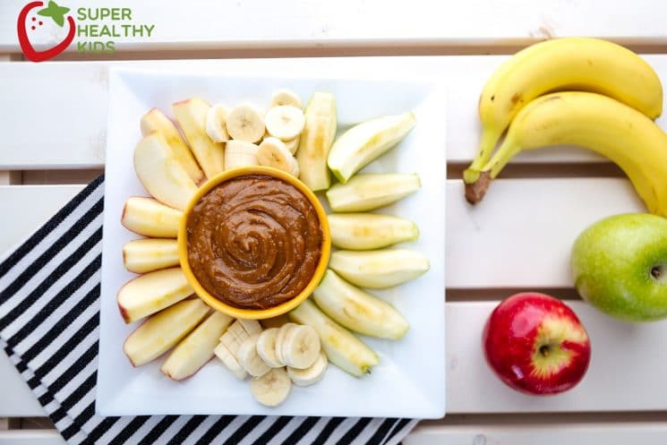 Peanut Butter Fruit Dip 008