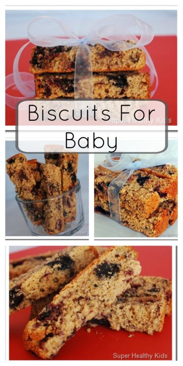 Biscuits For Baby