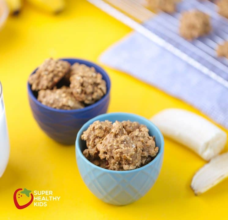 Toddler Recipe: Banana Bites. Healthy finger food, for toddlers!