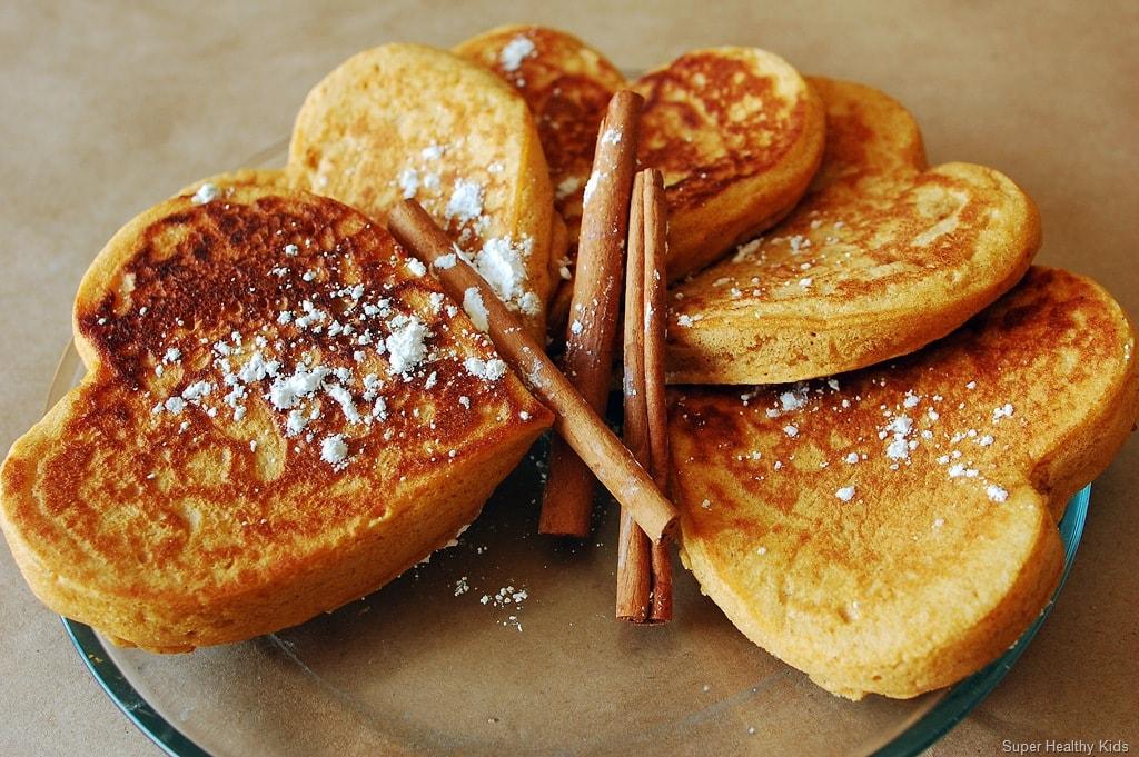 Sweet Potato Pancakes | Healthy Ideas for Kids