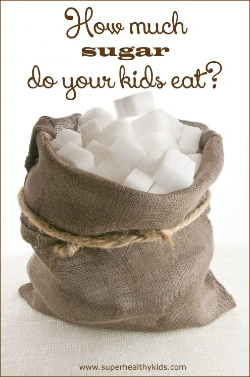 How much sugar do your kids eat