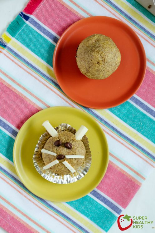 Mexican Muffin Recipe! A great way to repurpose dinner leftovers!