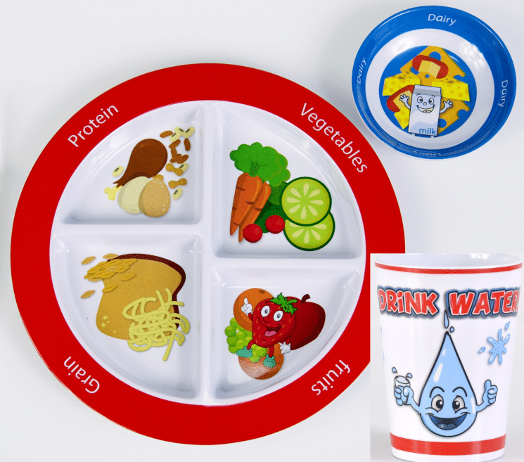 choose myplate bundle