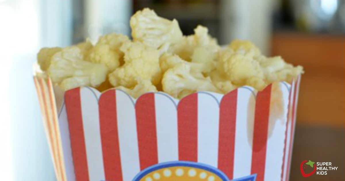 Cauliflower Popcorn: Fun and Healthy Snack | Healthy Ideas ...