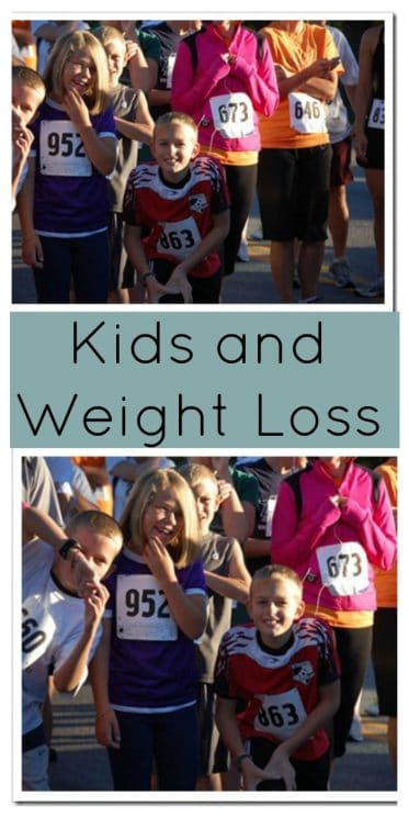 Kids and Weight Loss