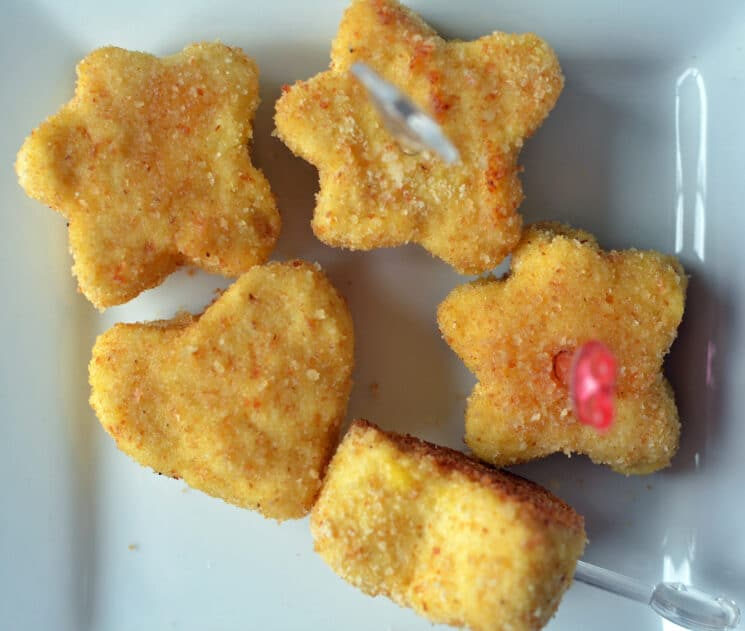 Toddler Perfect Chicken Nuggets Recipe