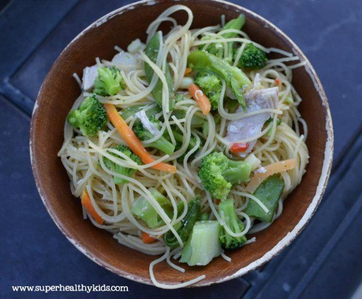 broccoli dinner shk