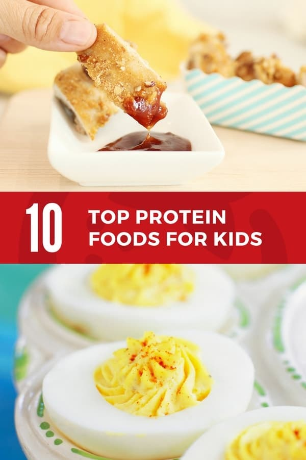protein for kids food ideas and pecan chicken recipe