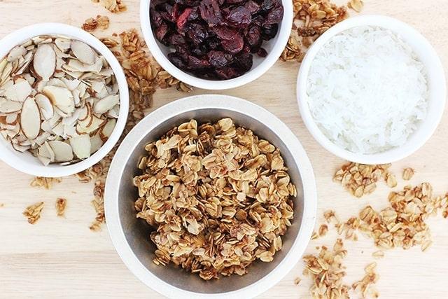 Homemade Granola - Super Healthy Kids