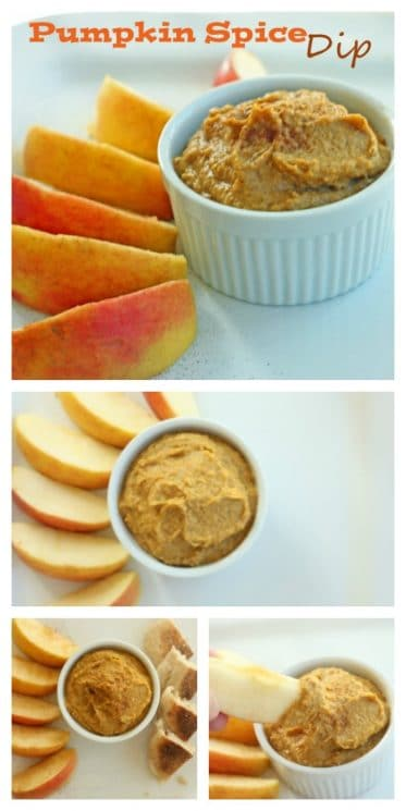 Pumpkin Spice Dip Recipe