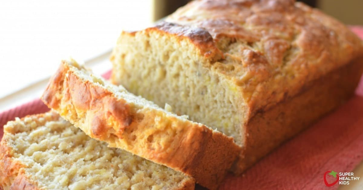 Banana bread makeover recipe healthy ideas for kids forumfinder Image collections