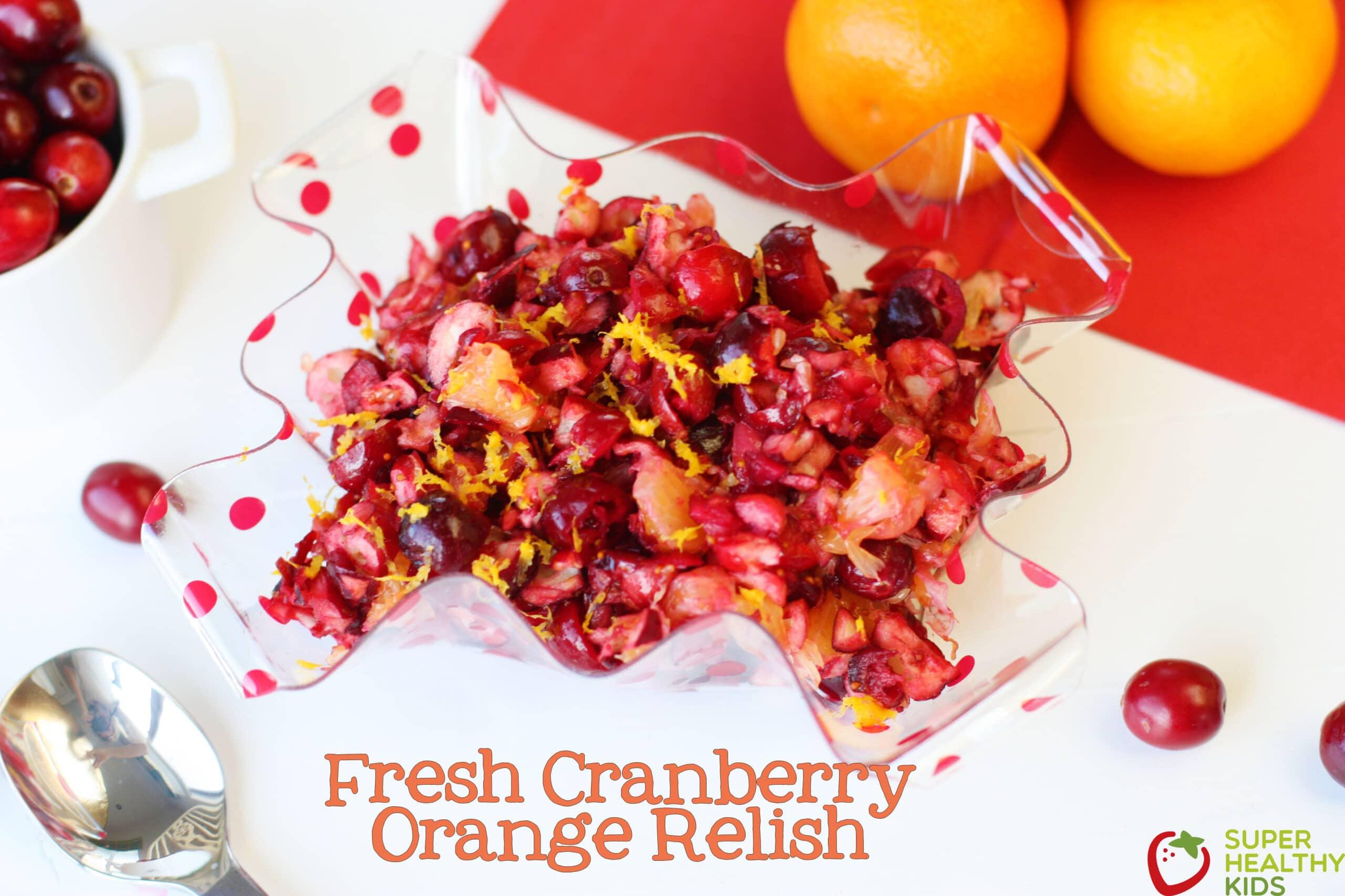 Cranberry And Orange Relish Recipes — Dishmaps