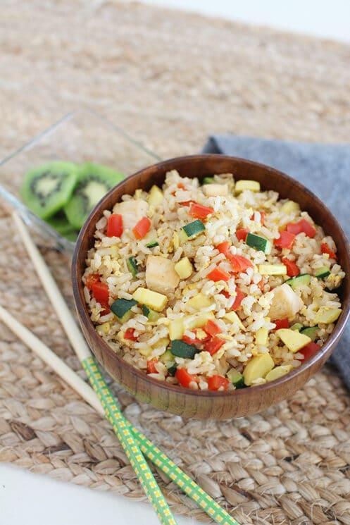 fried rice dinner idea