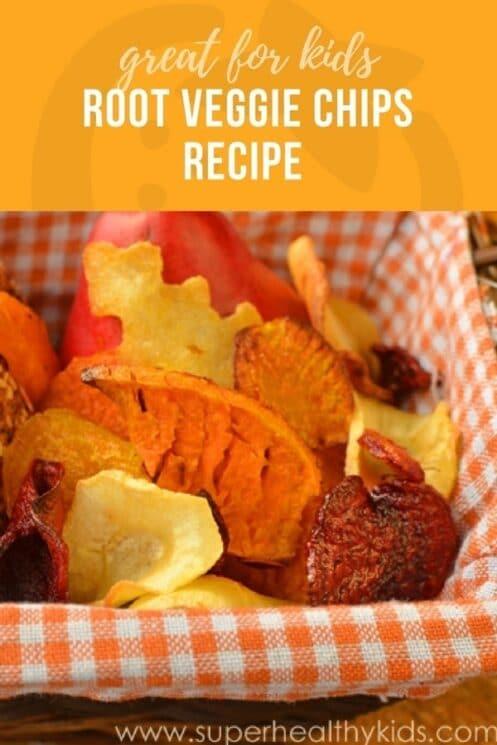 Root Veggie Chips Recipe