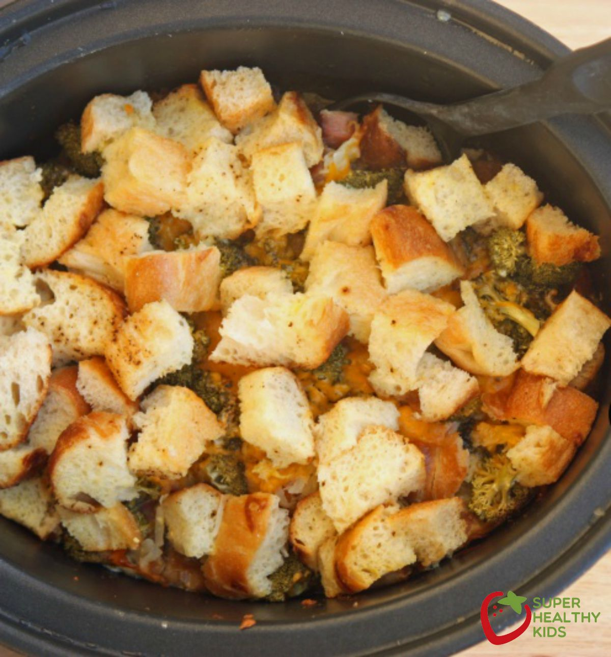 Crockpot Breakfast Bake Recipe