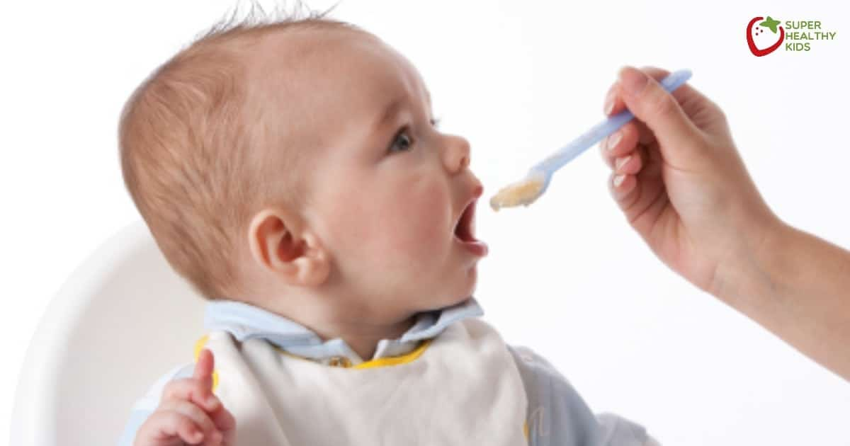 Feeding Your Baby Solid Food 101 Healthy Ideas For Kids
