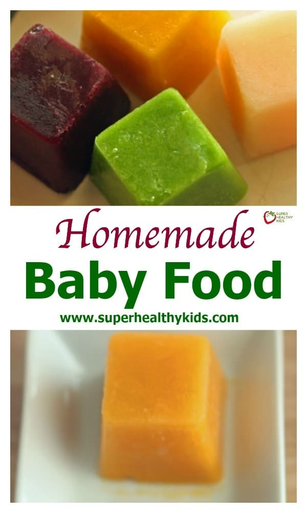Homemade Baby Food Basic Recipes. This is a must keep list for anyway taking care of babies!