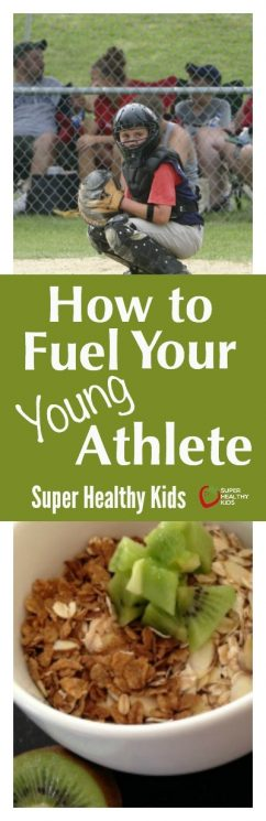 How to Fuel Your Young Athlete. Make sure your little athletes are getting the nutrition they need!