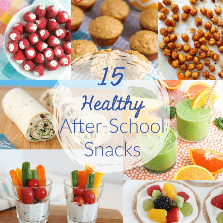 Idea And Kids With Special Dietary Needs >> 15 Healthy After School Snacks Super Healthy Kids