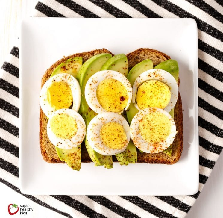 28 Ideas For A High Protein Breakfast Super Healthy Kids