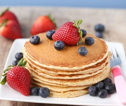 Cottage Cheese Protein Pancakes For Kids Super Healthy Kids
