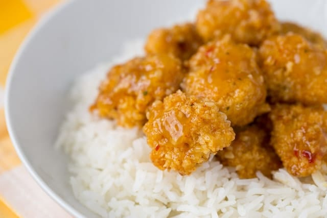 Freezer Friendly Healthy Orange Chicken to make at home