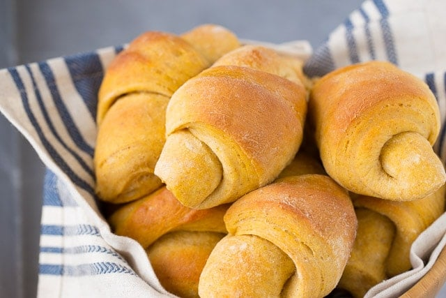 Scrumptious Sweet Potato Crescent Rolls for Thanksgiving