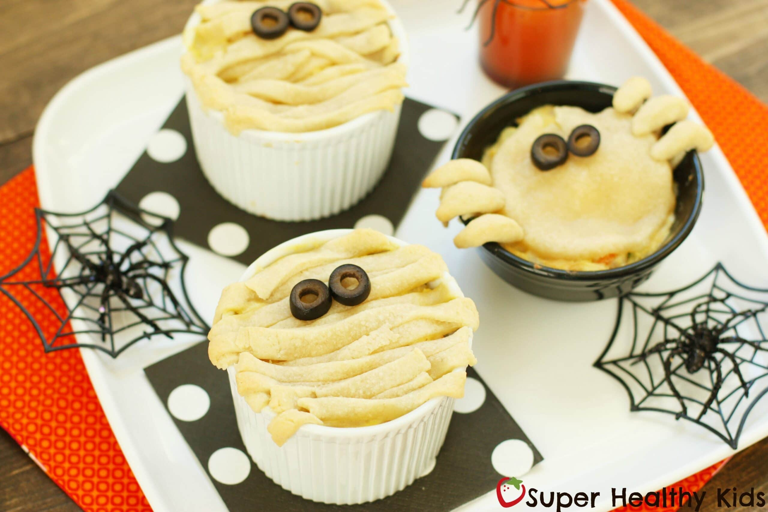 halloween pot pie recipe