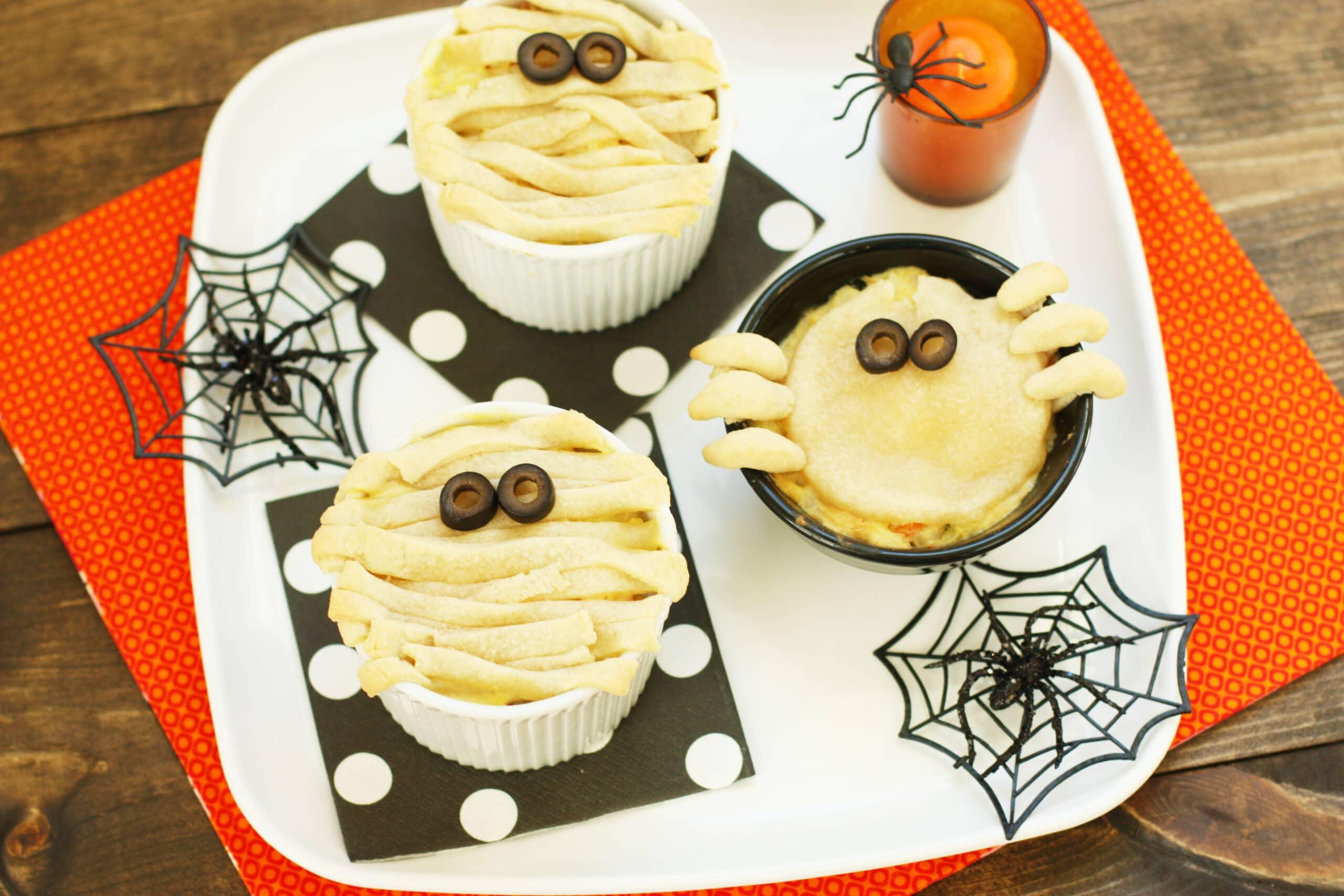 Halloween Pot Pie Healthy Ideas For Kids