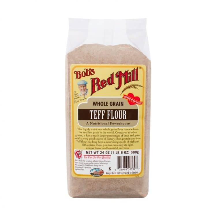 Teff Flour