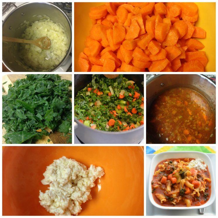 Lasagna Vegetable Soup Recipe. Lasagna soup! How can your kids complain about this?!