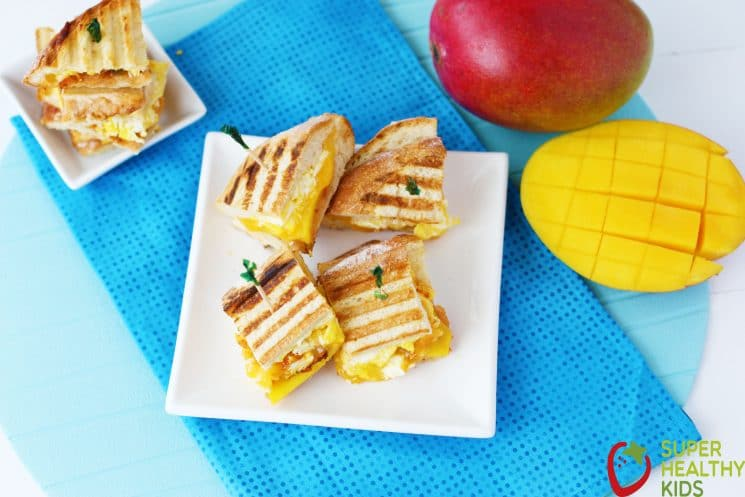 Kids Breakfast Panini Recipe. A good breakfast panini includes these must-have ingredients!