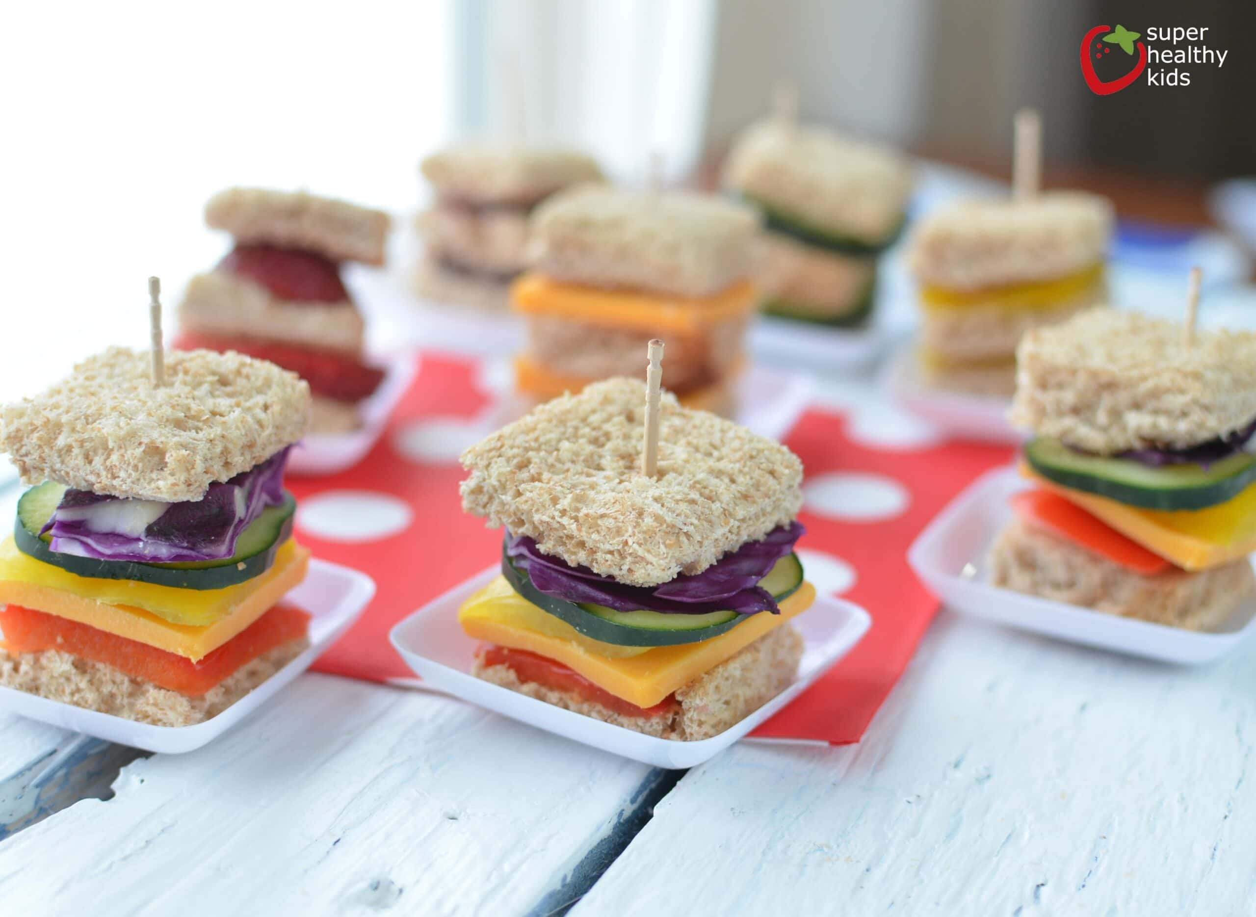 May 08, · Kids love PB&Js but there are tons of other fun sandwich combos. Veggie cream cheese and cucumberPhone: ()
