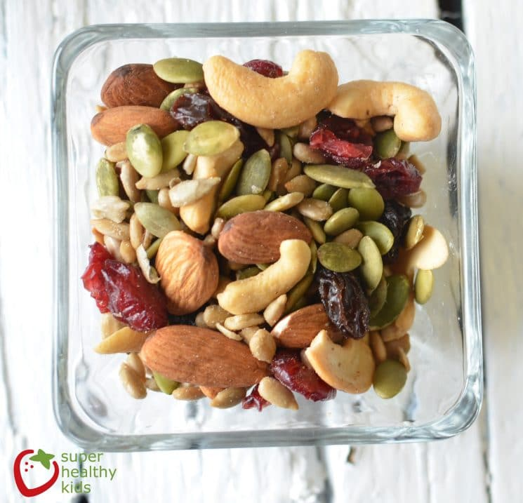 Ultimate Trail Mix Recipe Guide. Pick your own blend with our printable chart!