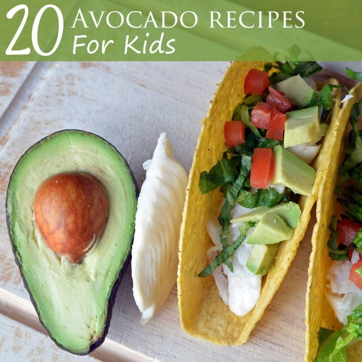 20 Avocado Recipes for Kids. Fiber, folate, potassium, iron... so many reasons to eat avocados! We have 20 ways to do it here: