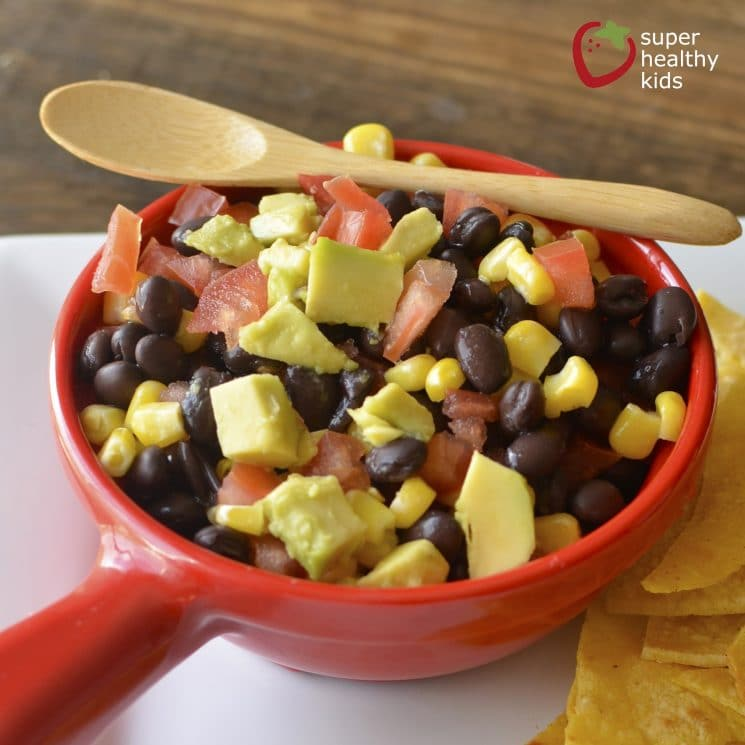 4 Meals from 1 Pot of Beans. Make all these meals, including this super amazing brownie recipe, from one pot of black beans.
