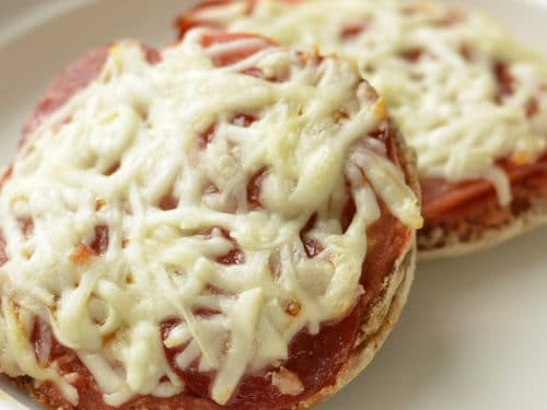 Mini Pizza Snacks Super Healthy Kids