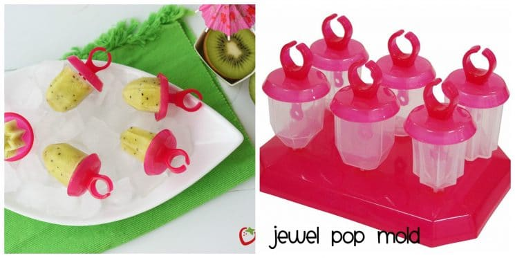 Jewel Pop Mold