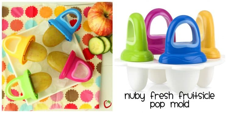 Top 10 Ice Pop Molds for Fruit and Veggie Pops. Nuby fresh fruitsicle pop mold