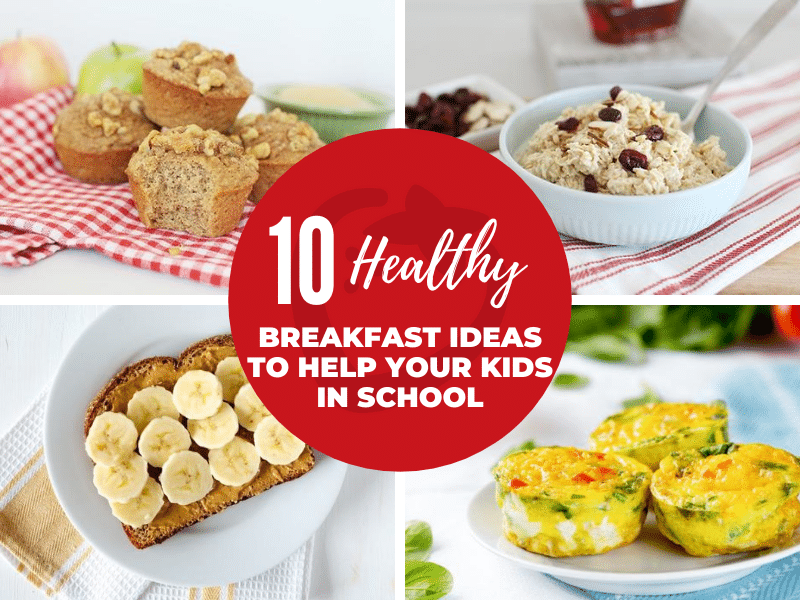 Photo of Nutrition-packed breakfast ideas to fuel your kids for school.