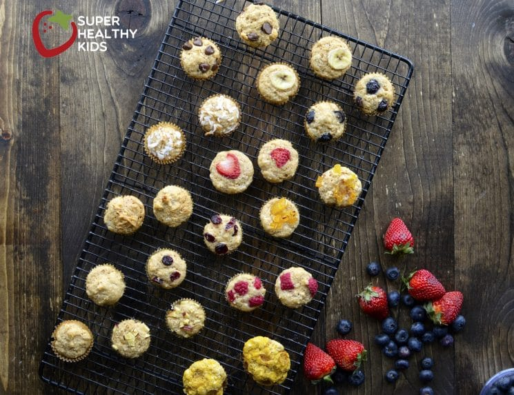 Homemade Master Muffin Mix Recipe. No need to buy pre-made muffin mixes from the store- we've got all you need to make your own mix. Your kids will have trouble deciding which muffins to try first!