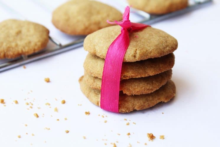 Millet Cookies. Millet is a whole grain packed with nutrients and a yummy way to add nutrition to a sweet treat.