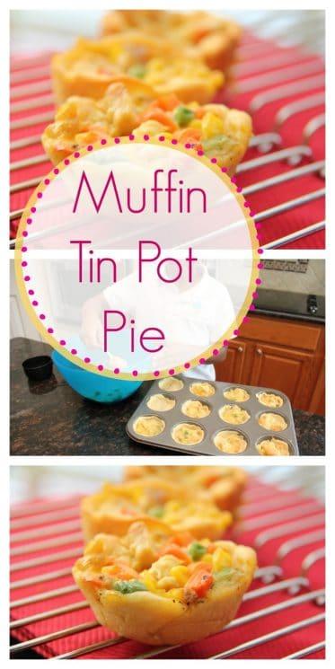 Kids Cooking Hack: Muffin Tin Pot Pie